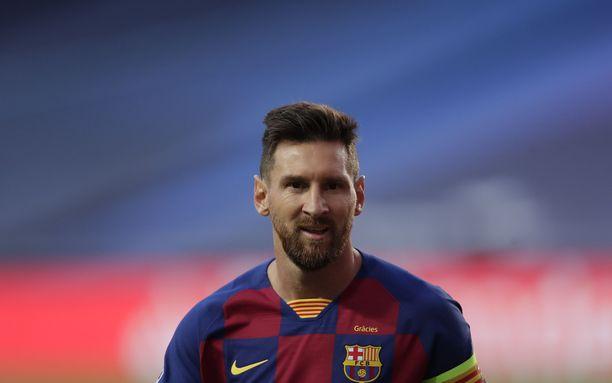 Lionel Messin pitkä ura FC Barcelonassa on päättymässä.