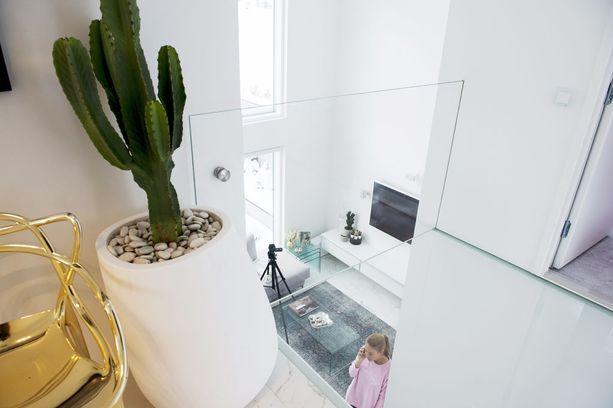 Asunto on täynnä ihastuttavia yksityiskohtia.