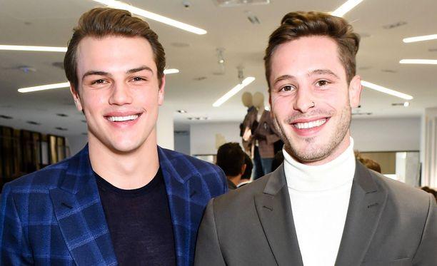 Bennett Jonasin ja Ethan Trunbullin uroteko nousi otsikoihin.