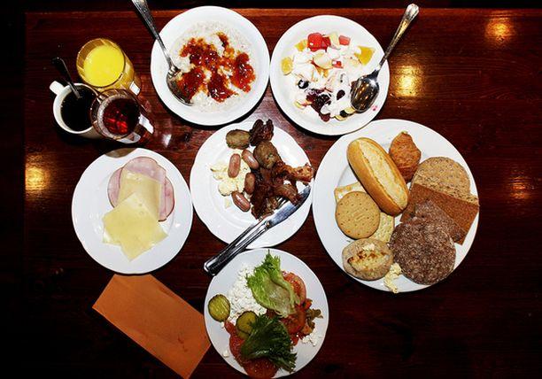 Syö tuhdisti ja laihdu, väittää yhdysvaltalainen tutkimus.