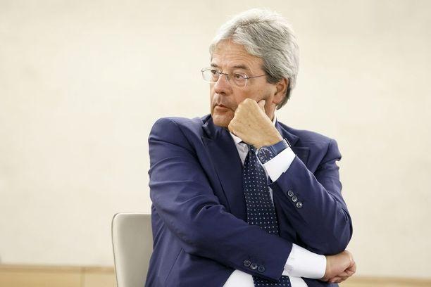 Paolo Gentiloni on Italian tuore pääministeri.