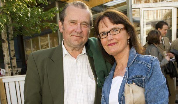 Panu Rajala ja Marja Norha olivat yhdessä lähes parikymmentä vuotta.