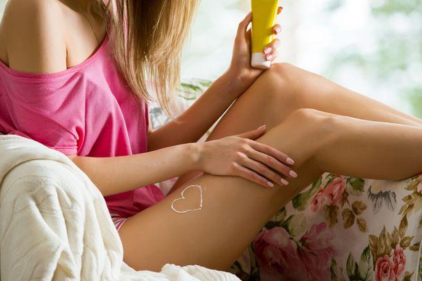 Perusvoide on varma valinta ihon kuivuuden hoitamiseen.