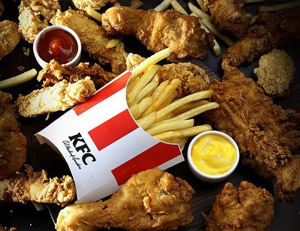 KFC on yhdysvaltalainen pikaruokaketju. Ravintola on tunnettu friteeratuista kanaruuistaan.