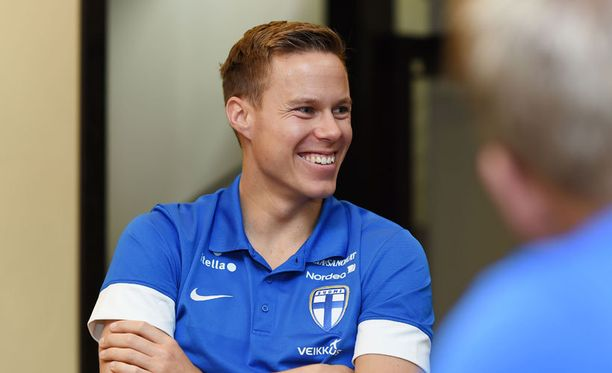 La Gazzetta Dello Sport vie Niklas Moisanderia Sampdoriaan.