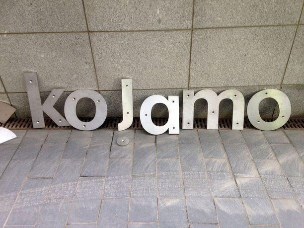 VVO vaihtoi nimensä viime vuonna Kojamoksi. KUVA: OLLI HERRALA/KL.