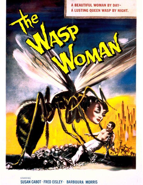 Gabotin tunnetuin elokuva oli B-luokan science fiction The Wasp Woman.