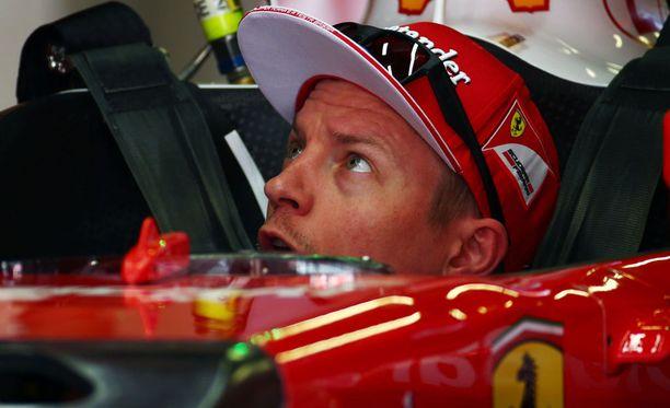 Kimi Räikkösellä on vankka usko Ferrarin menestysmismahdollisuuksiin.