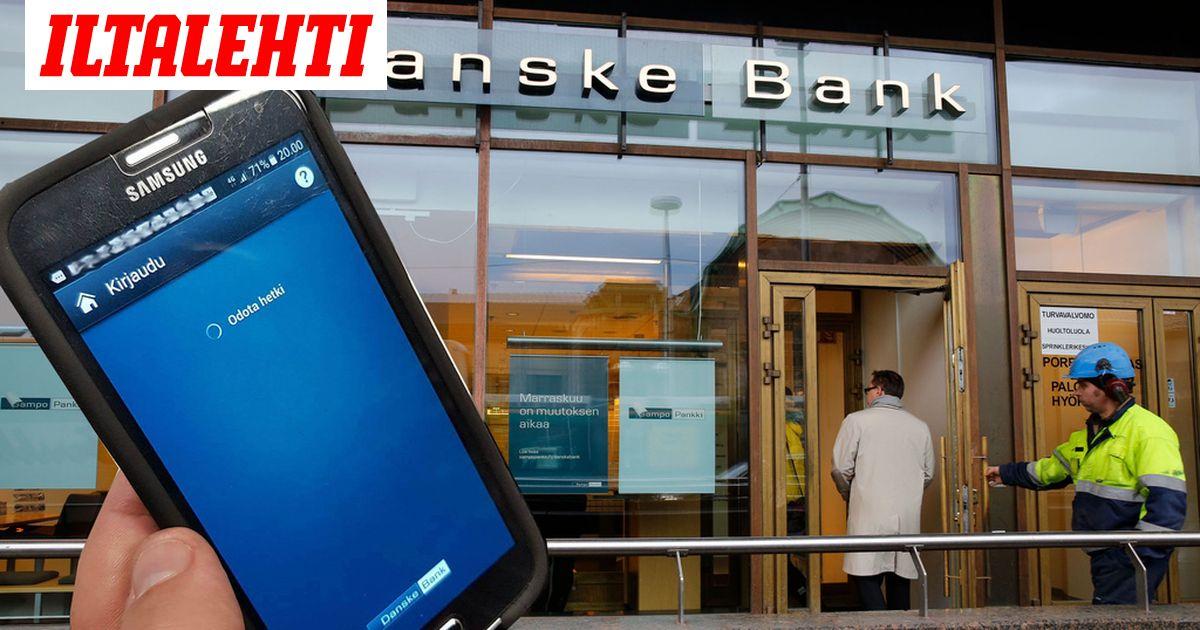 Danske Bank Ongelma