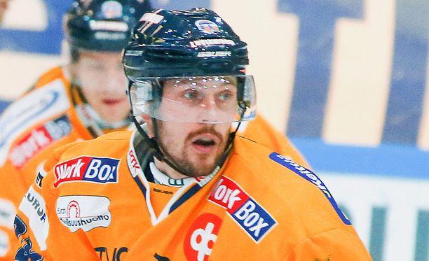 Toni Koivisto oli syyskuussa erinomaisessa syysvireessä.