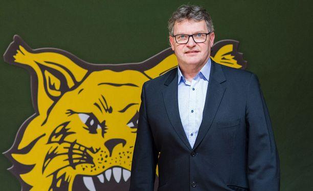 Jukka Hirsimäki aloittaa maaliskuun lopussa Ilveksen toimitusjohtajana.
