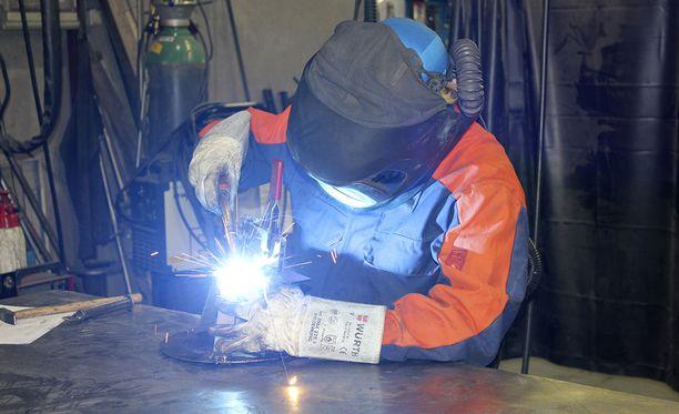 Suomen taloustilanne ja työllisyys ovat parantumaan päin.