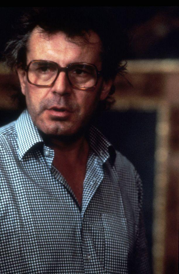 Ohjaaja Milos Forman vuonna 1984 Amadeusta kuvatessaan.