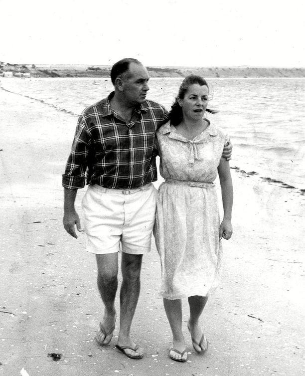 Jim ja Nancy Beaumont menettivät kerralla kaikki lapsensa.