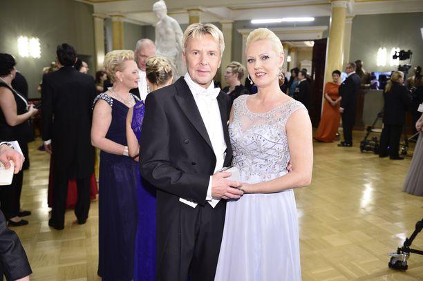 Pia Nykänen olisi halunnut pitää Matti Nykäsen kuolinsyyn salaisuutena.