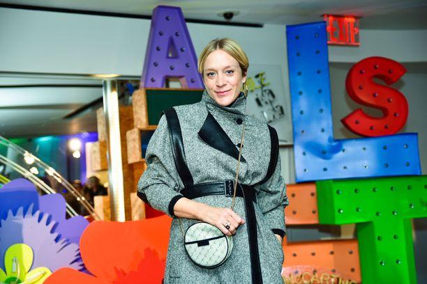 Chloe Sevigny tunnetaan myös persoonallisesta tyylistään.
