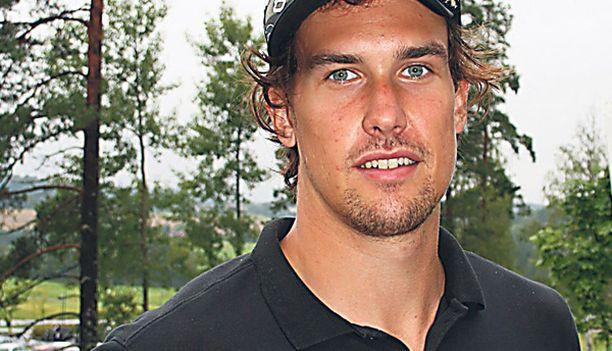 Charmikas jääkiekkoilija Sami Lepistö on vain yksi Vancouverissa kisaavista komistuksista.
