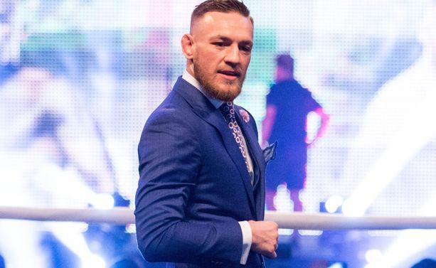 Conor McGregor uskoo aiheuttavansa tahran Floyd Mayweatherin tilastoihin.