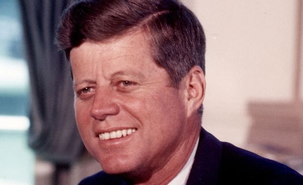 John F. Kennedy haikaili pitkään ruotsalaisheilansa perään.