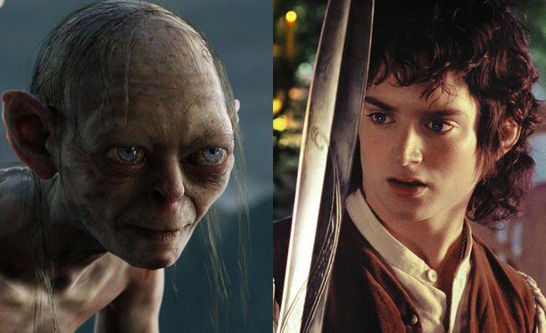 Klonkku ja Frodo Reppuli tekevät elokuvissa tuttavuutta.