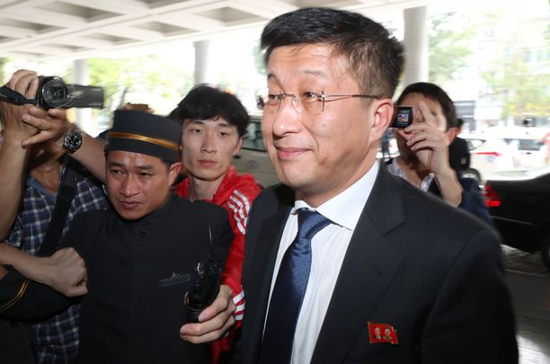 Kim Hyok-chol on CNN:n mukaan pidätetty.