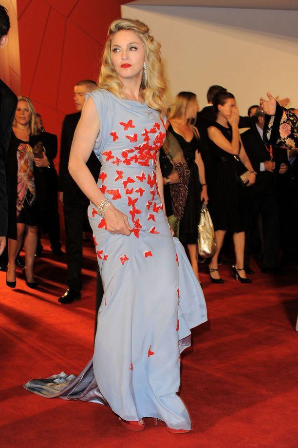 2011 Madonna ohjasi elokuvan W.E.
