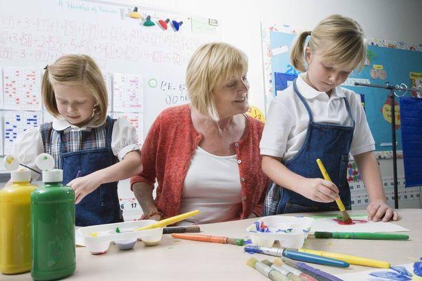 Lastentarhanopettajia tarvittaisiin lisää.