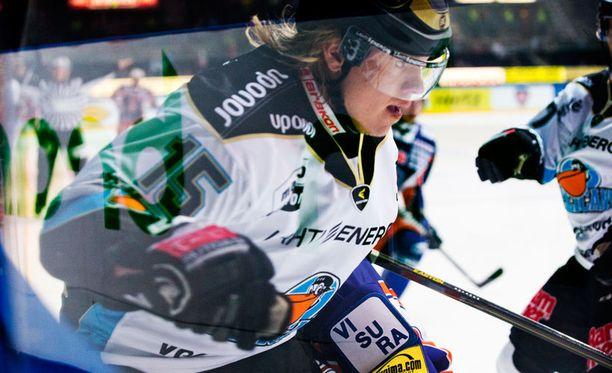 Vili Sopanen sai aivotärähdyksen kolaroituaan Juha-Pekka Pietilän kanssa.