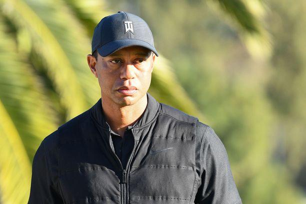 Tiger Woods on kärsinyt urallaan vakavista loukkaantumisista.