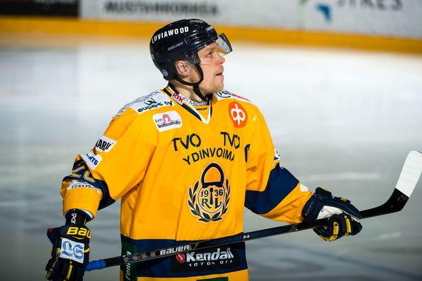 Janne Niskalan hieno ura on paketissa.