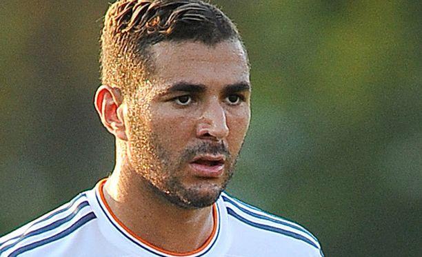 Karim Benzema tekee töitä voittaakseen Kultaisen Pallon.