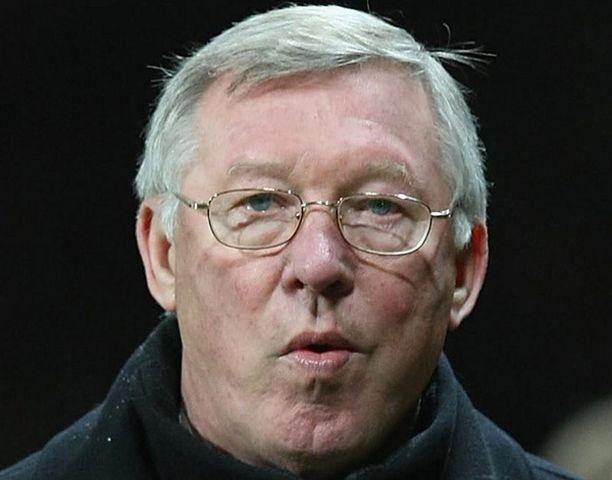 Alex Fergusonin mukaan Unitedilta jäi rankkari saamatta.