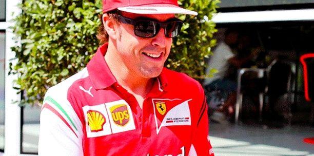 Fernando Alonso tietää oman arvonsa.