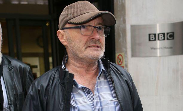 Phil Collins on palannut yhteen entisen vaimonsa kanssa.