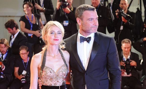 Naomi Watts ja Liev Schreiber ehtivät olla yhdessä vuodesta 2005.