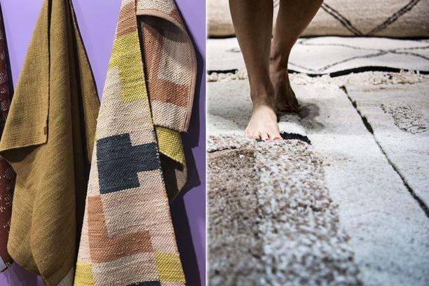 Laadukkaan maton valinnassa kannattaa kiinnittää huomiota myös maton ajattomuuteen: valitse matto, joka näyttää hyvältä vielä 5 vuodenkin päästä.