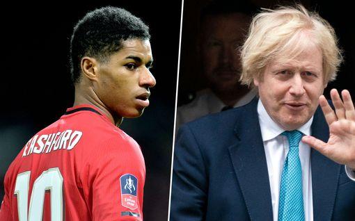 """Boris Johnson nöyrtyi: 22-vuotiaan urheilutähden koskettava vetoomus muuttaa 1,3 miljoonan lapsen elämän – """"katsokaa, mitä voimme saavuttaa"""""""
