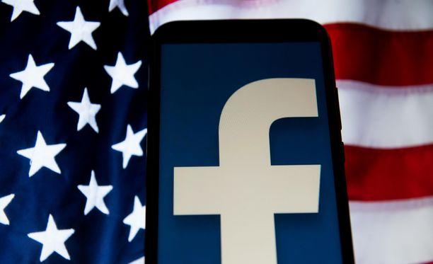 Facebookia vastaan on noustu Yhdysvalloissa.