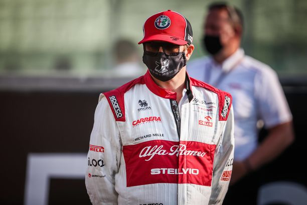 Kimi Räikkönen sai kauden päätteeksi hienon tunnustuksen.