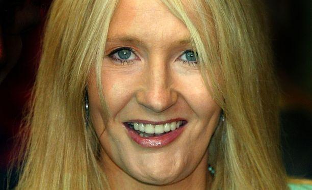 J.K. Rowling on tehnyt miljoonaomaisuuden Harry Potter -kirjoillaan.