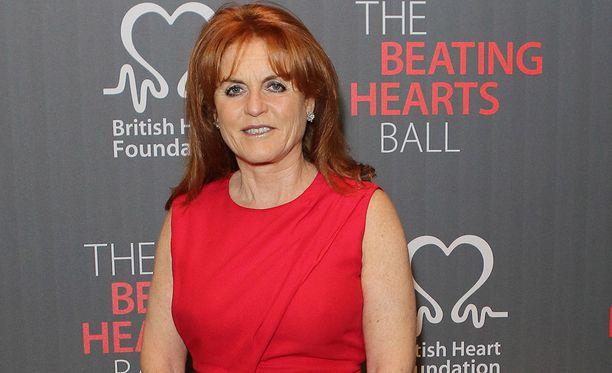 Sarah on Yorkin herttua prinssi Andrew'n entinen puoliso. Erottuaan herttuasta hän on menestynyt kirjailijana ja televisiokasvona.