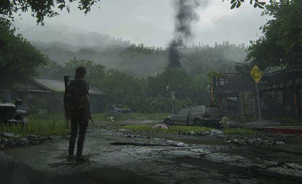 The Last of Us 2:n julkaisuaikaa on siirretty ensi vuoden toukokuulle.