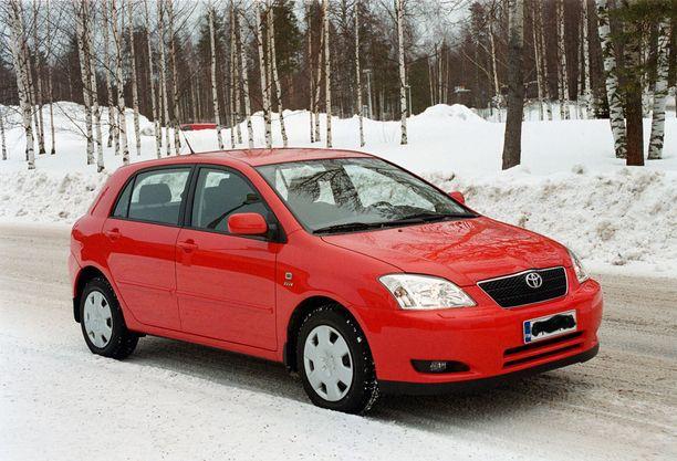 Toyota Corollan suosiolle on perusteensa. Auto oli taas vähävikaisin auto katsastustilastossa.