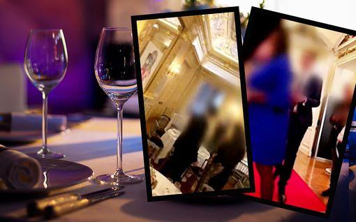 """Salavideo eliitin luksusjuhlista kuohuttaa Ranskassa - Väite: Mukana myös ministereitä: """"Ravintolassa ei ole koronaa"""""""