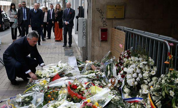 Brysselin iskujen uhriluku on tällä hetkellä 32 ihmistä.