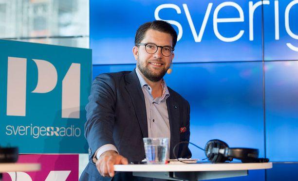 Jimmie Åkessonin puolue jyräsi Skånessa.