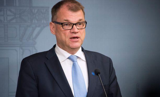 Pääministeri Juha Sipilä lähetti Suomen suruvalittelut Espanjalle.