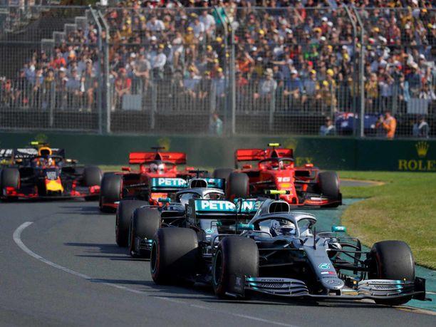 Cmore Formula 1