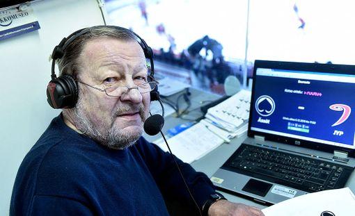 Jouko Färd pitää yhtenä tähtihetkistään selostuksia vuoden 1980 Moskovan olympialaisista.