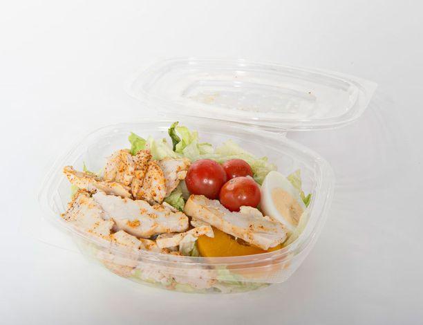 Kana ja kananmuna ovat erityisen hyviä proteiinin lähteitä.